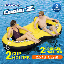 Bestway 102 X53-inch Rapid Rider X2 Tub