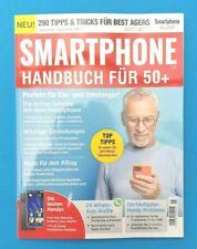 Smartphone Handbuch für 50+ September - November 2021 NEU + ungelesen 1A
