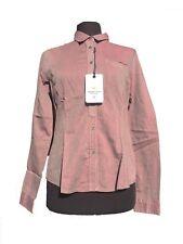 Camicia da donna del marchio Aeronautica Militare new modello col. Rosso