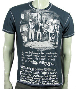 punk seditionaries Oliver Twist t-shirt by Sexy Hooligans