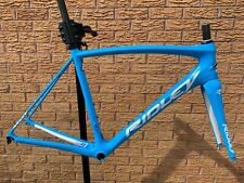 Ridley Fenix SL Carbon Road Bike Frameset Frame & Fork Blue Small