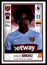 Panini Football 2020 - Carlos Sánchez (West Ham United) No. 593