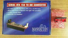 Serial ATA 150 to IDE converter