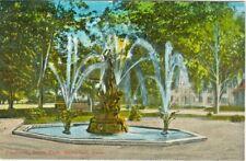 Danielson CT The Fountain in Davis Park
