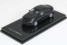 Mazda Axela Sedan Mazda3 Jet Black Mica Dealer Box 1/64 no kyosho