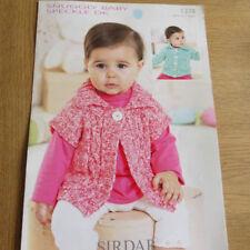 Sirdar Baby Cardigans Patterns