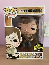 "Funko Pop! 2013 Walking Dead 9"" Daryl Dixon Toy Tokyo Exclusive SDCC 300 pcs"