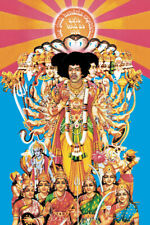 JIMI HENDRIX - AXIS BOLD AS LOVE POSTER 24x36 - MUSIC 241431