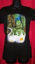 Ladies Juniors L Creature T-Shirt - NOS