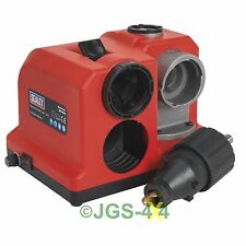 Drill bit sharpener Sealey SMS2008 230v 80W bench mounted sharpener-SMS2008