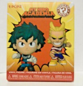 My Hero Academia Anime Funko Mystery Minis Various