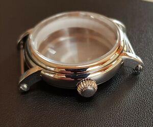 Vintage watch case set, heavy duty, water resistant 2L44 movement