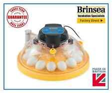BRINSEA FACTORY DIRECT MAXI II ADVANCE 14 egg incubator AC26