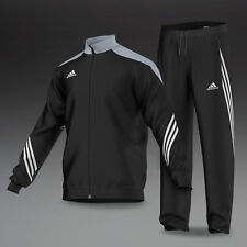 adidas Mens Tracksuit F49712 Sere 14 PES Suit Black Silver Unopened S