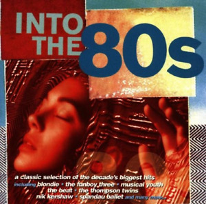 Into the 80s - Various Artists (CD) (1998)