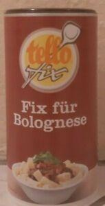 ( 15,80 Euro / Kg ) Tellofix Fix für Bolognese  250 g