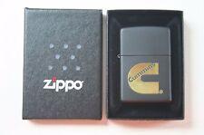 dodge cummins zippo lighter cigarette black truck new gift brass flip top smoke