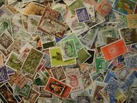 Ireland / Eire - 25 grams of off-paper stamps - good mixture
