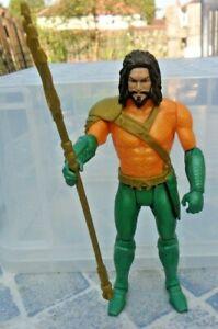 "AQUAMAN 'Battle Ready' DC Comics BATMAN v. SUPERMAN Collectible 6"" Action Figure"