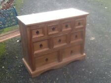 Ikea Corona 4 Over 3 Over 2 Pine Chest Of Drawers