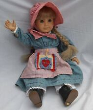 New ListingVintage Pleasant Co. American Girl Kirsten doll with Meet Dress & extra cloths