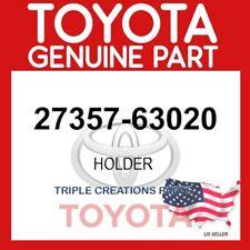 GENUINE Toyota 27357-63020 HOLDER, ALTERNATOR, W/RECTIFIER 2735763020 OEM