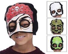 Bonnets noir taille unique pour garçon de 2 à 16 ans