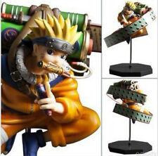 DPCF Naruto  Uzumaki Yomigaeru Sharingan Door PVC Action Figure Statue Model NB