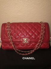 Chanel Caviar Quilted Flap Chain Bag