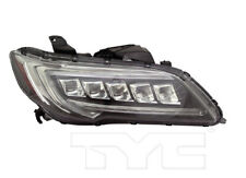 TYC Right Passenger Side LED Headlight Assembly for Acura RDX 2016-2018 Models