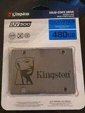 Kingston SUV500/480G SSD UV500 SATA3 2.5 Inch Stand-Alone Drive 480 GB