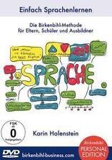 Einfach Sprachen lernen - mit Karin Holenstein - DVD - Vera F. Birkenbihl Reihe