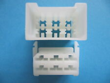 Conector compacto 6x, ideal para autorradio/Instalaciones inalámbricas - +