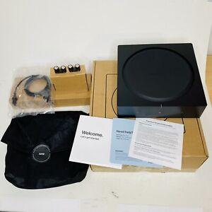Sonos Amp AMPG1US1BLK 250W 2.1 Channel Amplifier Model S16 Black 2019 Complete