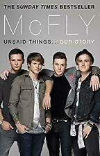 McFly - Unsaid Things... Our Story by Fletcher, Tom
