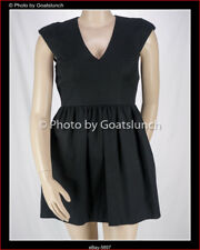 FCUK French Connection Fit & Flare Dress Size 16 Smart Casual