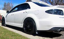 Mazda 6, Speed6 Rally Mud Flaps, RokBlokz 2006-2007, '06, '07