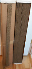 """Midwest Train Track Cork Roadbed 3' length X 1.75"""" wide  case of 25 pieces  Ho"""