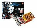 MSI ATI Radeon HD 4350 512MB PCI-E Video Card DVI/HDMI R4350-MD512H