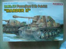 Dragon 1/35  SDKFZ.131.PANZERJAGER II FUR PAK 40/2