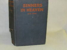 Antique Book - Sinners In Heaven by Clive Arden