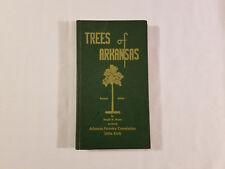 Trees of Arkansas  Dwight Moore 1972 Forestry Commission Little Rock Smokey Bear