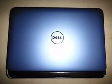 "Blue Dell Inspiron 1012 Mini  Netbook - 10.1"" 160 GB 1 GB Atom 1.66 GHz Win7"