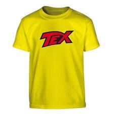 TEX - Simbolo GIALLA (T-Shirt Unisex Tg. M) - NUOVO