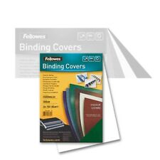 100xFellowes Deckblatt Einbanddeckel Binding Delta Lederstruktur A4 dunkelgrün