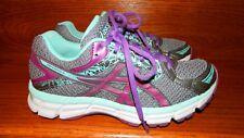 Asics T5C5N Gel Excite 3 Running Training Women Size 7 Wide D Purple Mint Gray