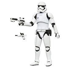 """Guerra DE LAS GALAXIAS la serie negra 3.75"""" figura de primer orden Stormtrooper por Hasbro"""