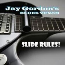 Jay Gordon's Blues Venom SLIDE RULES! - great blues album