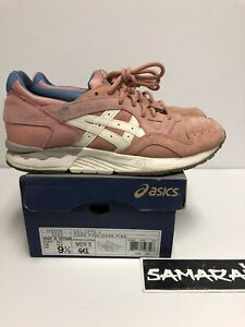 RONNIE FIEG KITH X ASICS GEL LYTE V ROSE GOLD - MEN SIZE 9.5 - 100% AUTHENTIC 5