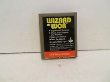 Atari 2600 Wizard of Wor By CBS Games  M8774